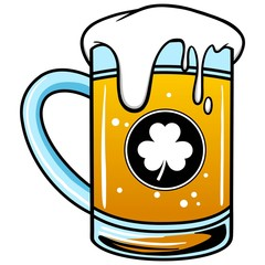 Shamrock Beer