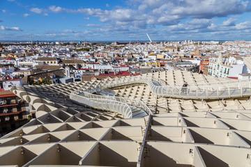 Tejados de Sevilla