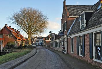 Il villaggio di Amstelhoek, Amsterdam - Olanda