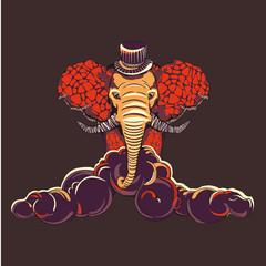Work elephant