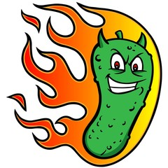 Spicy Pickle