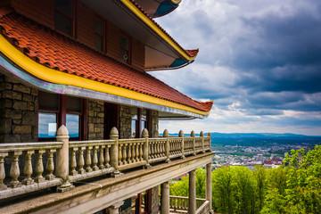 The Pagoda in Reading, Pennsylvania.