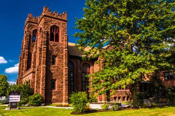 Church in Spring Grove, Pennsylvania.