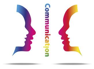 Communication concept,