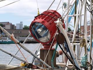 強力な集魚灯