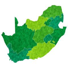 南アフリカ 地図 国