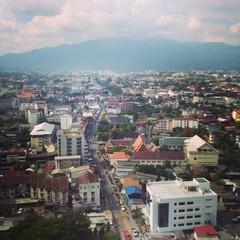city of Chiang Mai ,Thailand