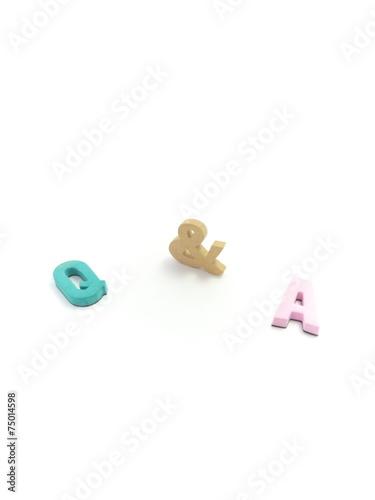 アルファベット・Q・アンド・A