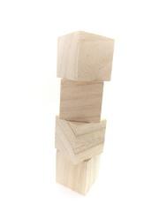 木製・キューブ