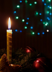 Felices Fiestas; Merry Christmas