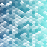 Vector Geometric pattern texture. - 75017336