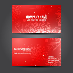 attractive business card template