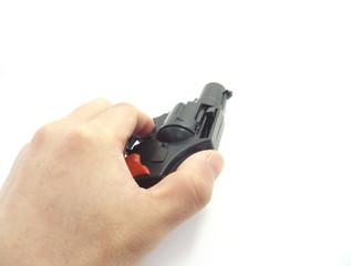 拳銃・ピストル・手