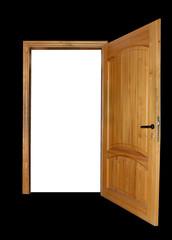 door open welcome