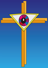 Symbol for holy trinity