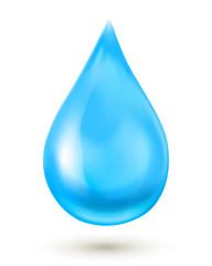 Water drop. Vector illustration‹