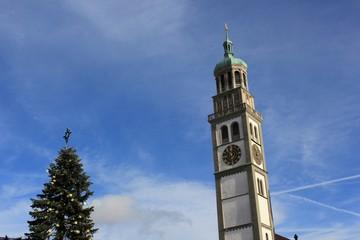 Augsburg  Weihnachtsmarkt