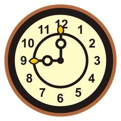 clock,dial