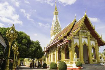 Wat Phra That Phanom Nakhon Phanom