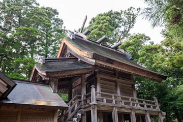 須佐神社・本殿
