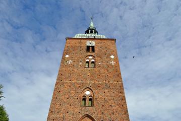 Kirchenturm Frontansicht
