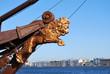 Лев на корабле