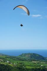 La Réunion - Parapente à Piton l'Entonnoir