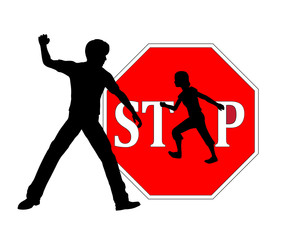 Stop Beating Children at home or at school