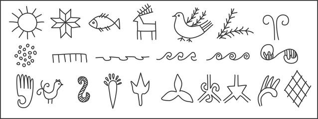 Славянские древние символы