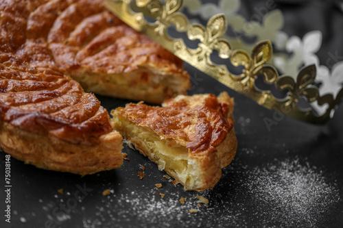 Papiers peints Dessert galette des rois 4