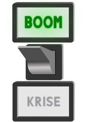 Boom - Krise