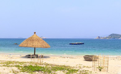 Dream tropical beach