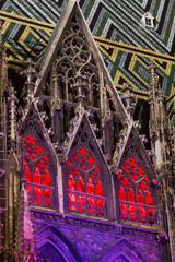 Stephansdom beleuchtet