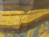 Mineral tiger's eye as background