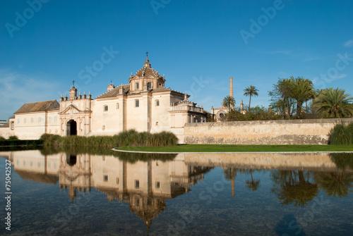 Aluminium Madrid Cartuja monastery