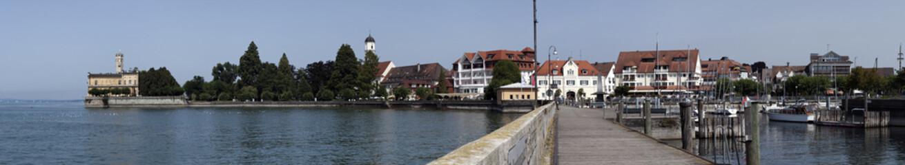 Bodensee Langenargen Panorama