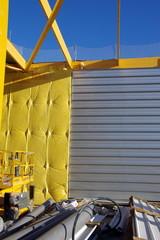 chantier - construction métalliques et isolation