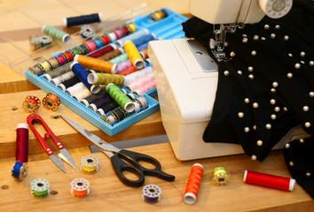 sewing / szycie