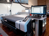 Fototapety Flatbed cutter/router (cutting plotter)