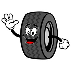 Tire Waving