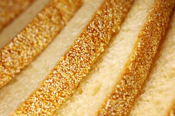 High resolution texture bread background