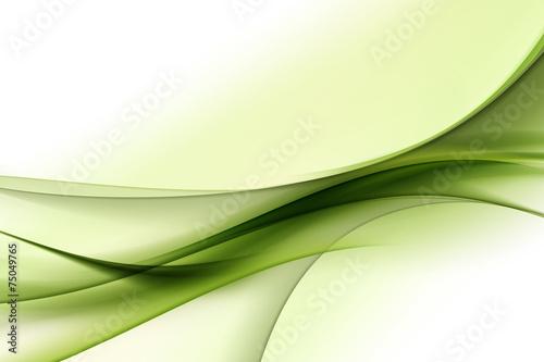 modern green abstract - 75049765