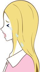 女性 号泣