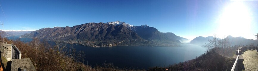 lake como panoramic