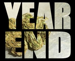 Year End, Marijuana Business