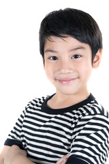 Portriat of asian child