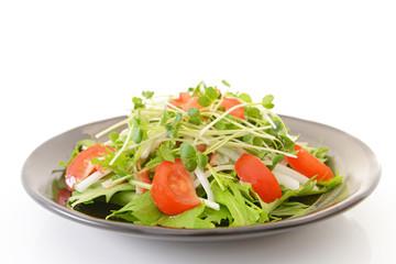 美味しそうなサラダ