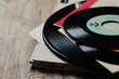 old vinyl record - 75059775