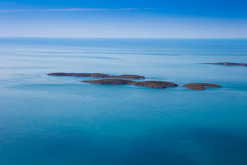 Small Islands near Western Australia.