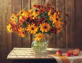 Fototapeta Цветы
